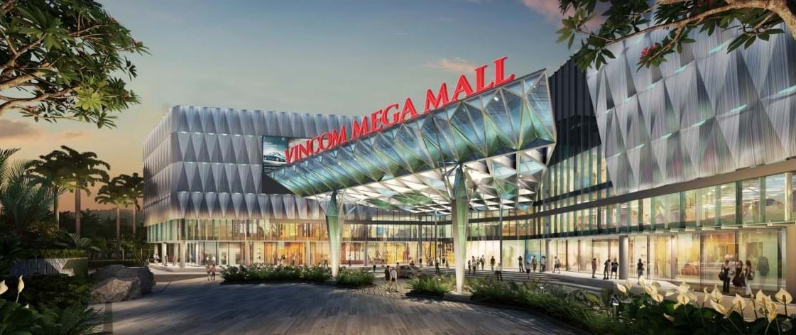 Vincom mega mall grand park