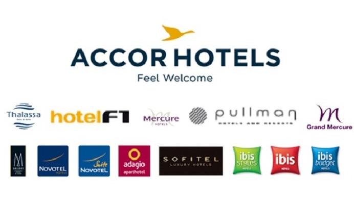 thương hiệu tập đoàn Accor