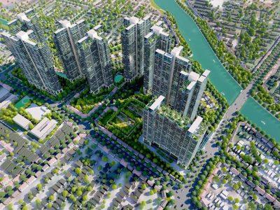 Căn hộ Sunshine City Sài Gòn tòa S8-S9