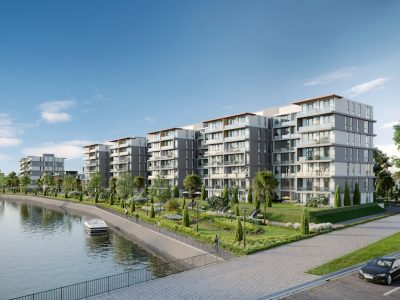 Dự án căn hộ Panomax River Villa