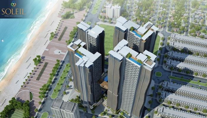 Dự án Wyndham Soleil Đà Nẵng