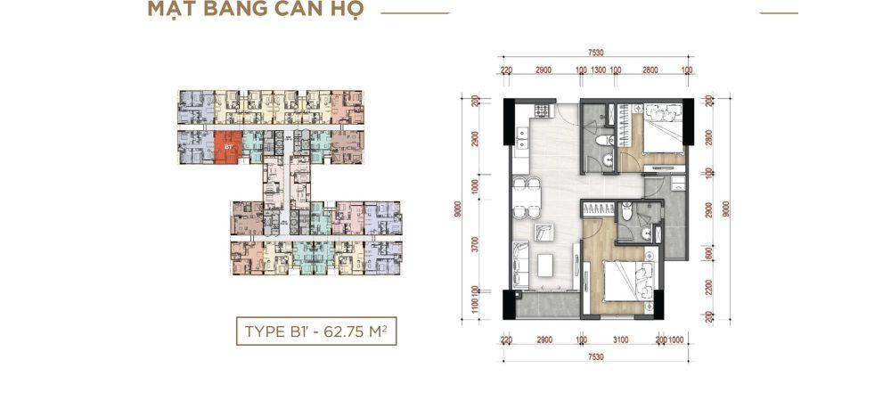 Dự án căn hộ La Partenza