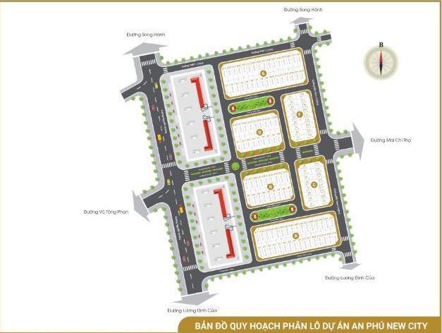 quy hoạch An Phú New City Quận 2