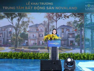 Trung tâm bất động sản Novaland Đồng Nai