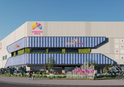 Trung tâm thương mại Sense City Quận 9