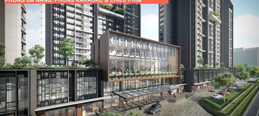 Dự án căn hộ Celesta Rise