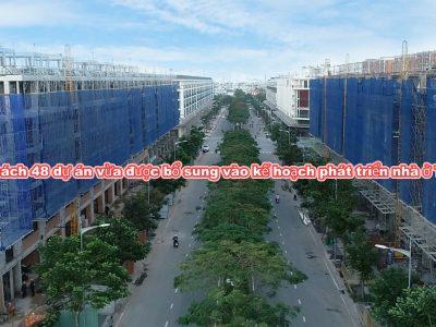 bổ sung vào kế hoạch phát triển nhà ở TP.HCM