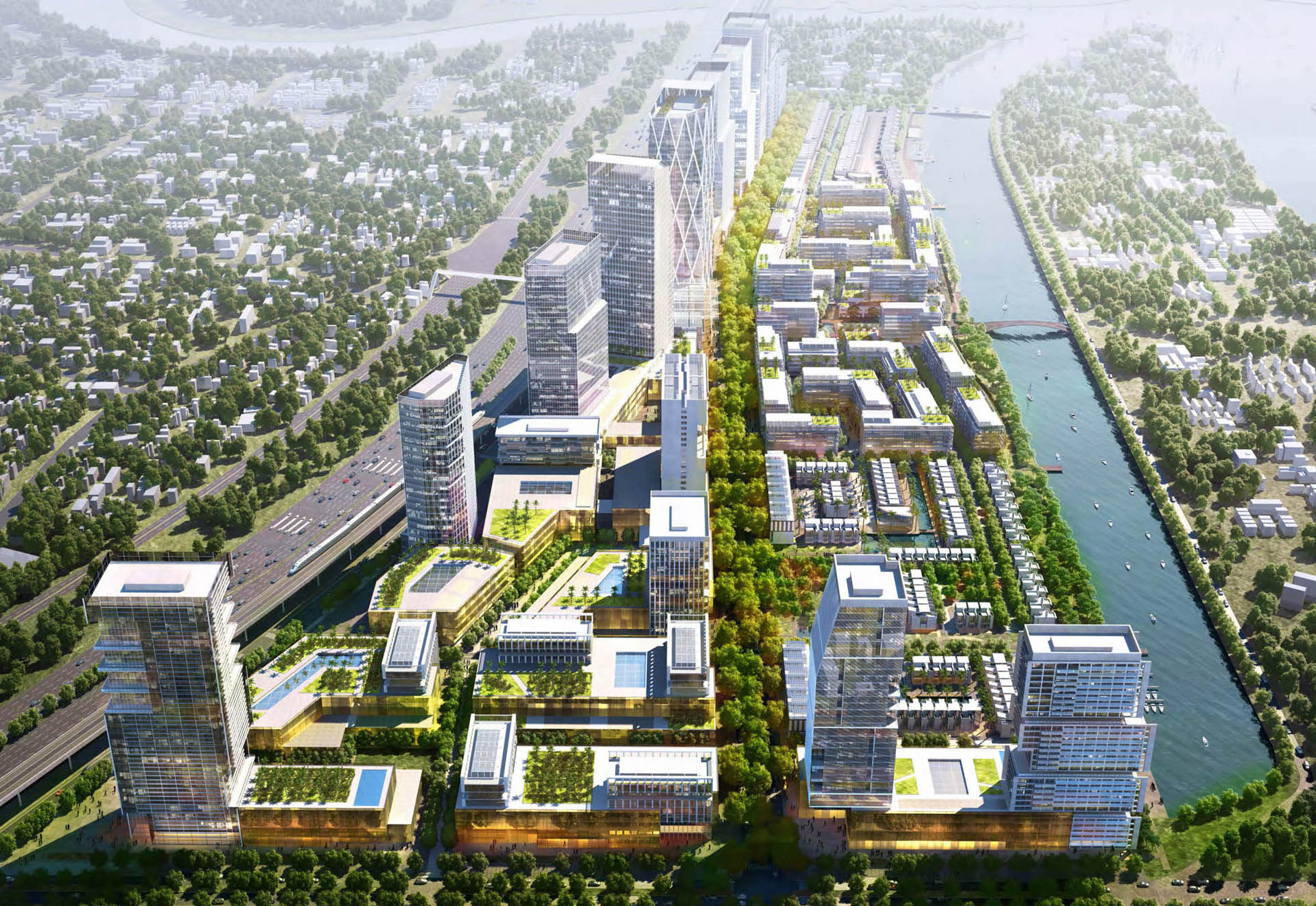 dự án River City Thủ Đức