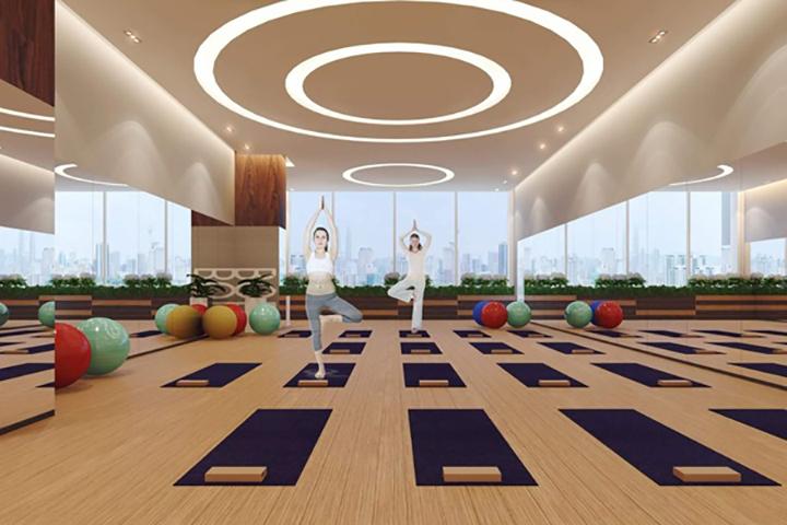 yoga la partenza