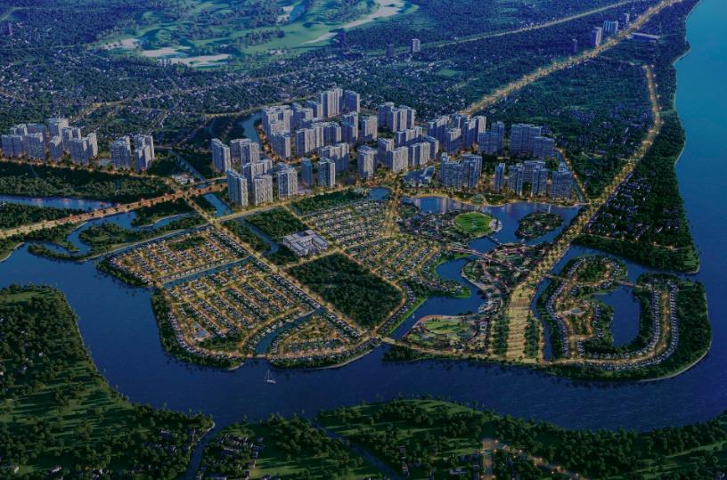 The Origami Vinhomes Grand Park