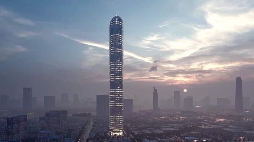 Tháp Sunshine Tower của Sunshine Group
