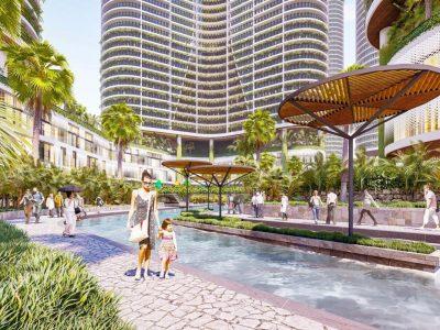 Tổ hợp căn hộ Aqua Beauty Sunshine Diamond River dành cho phái đẹp