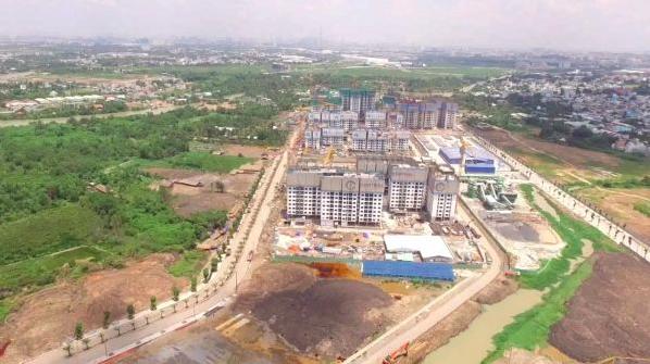 Giá bất động sản Việt Nam tăng