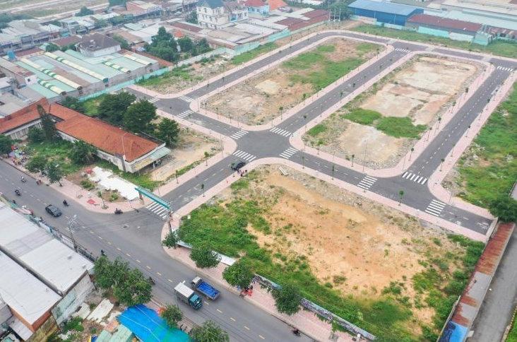 dự án đất nền có pháp lý an toàn