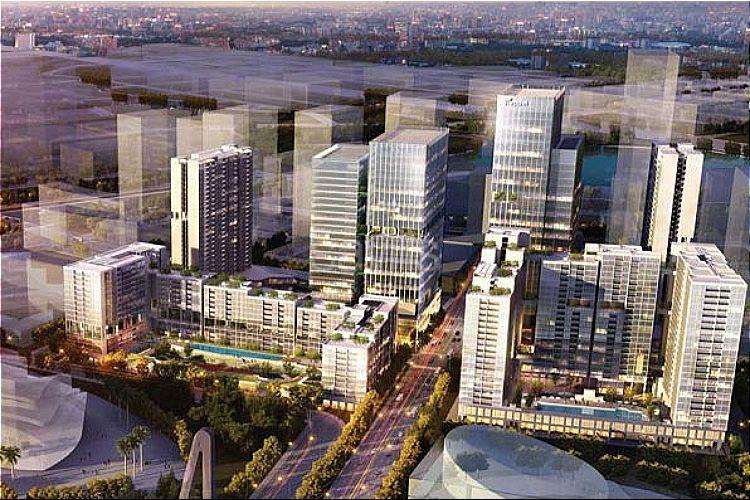 Dự án The Metropole Thủ Thiêm