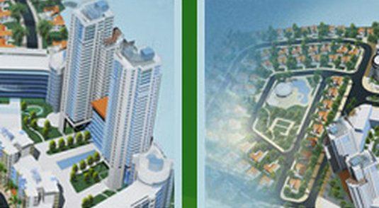 đô thị GREEN SQUARE DĨ AN - BÌNH DƯƠNG