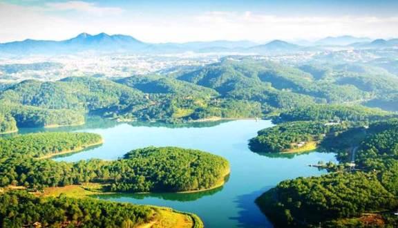 Hồ Tuyền Lâm, TP.Đà Lạt