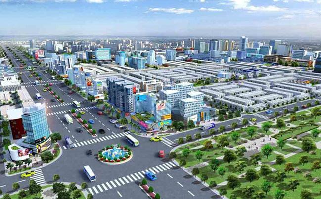 đô thị Nhơn Trạch - Đồng Nai