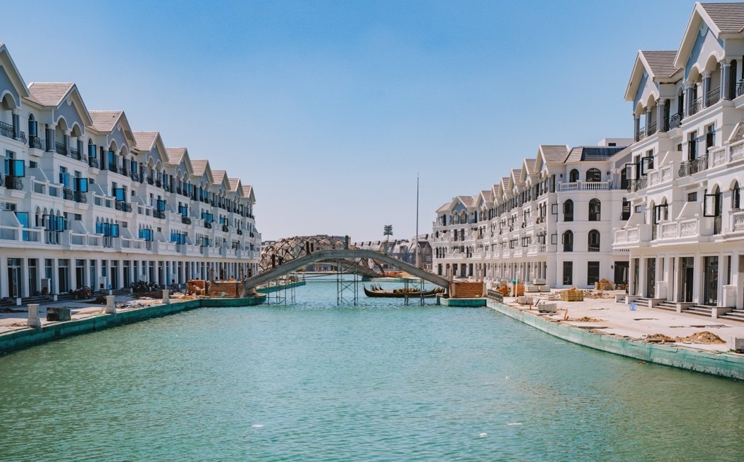 kênh đào Vnice Grand World Phú Quốc