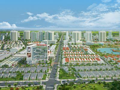 Khu đô thị Đông Tăng Long Quận 9