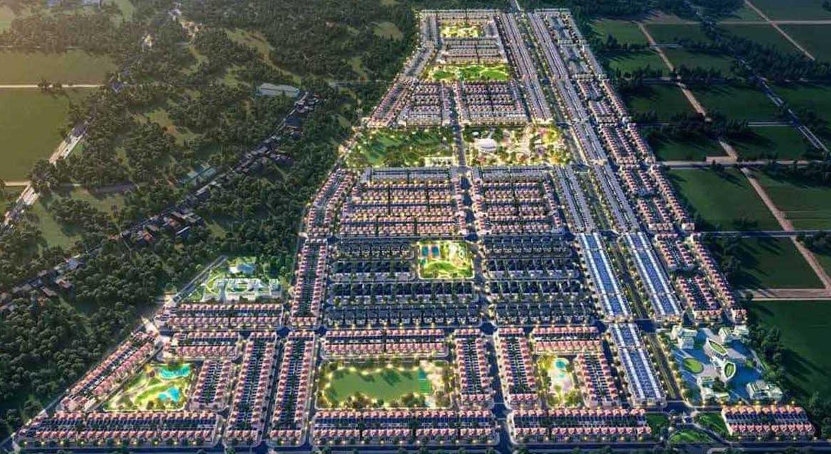 Gem SkyWorld Long Thành - Đất Xanh Group