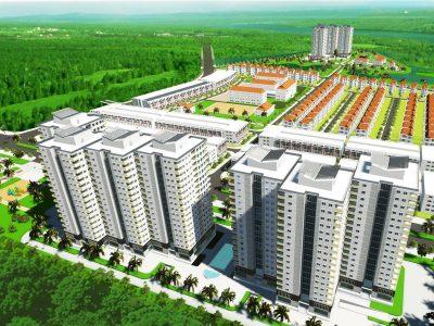 Khu dân cư Phong Phú