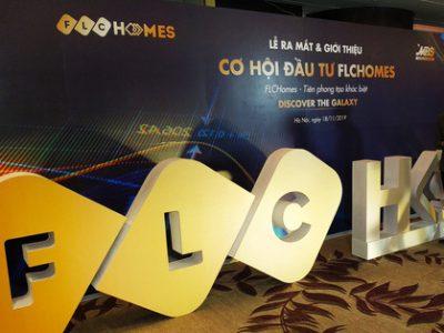 Ra mắt FLC Homes - Trịnh Văn Quyết