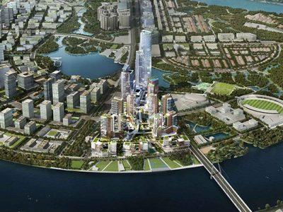 pháp lý dự án Khu phức hợp Quan sát Thủ Thiêm Empire City