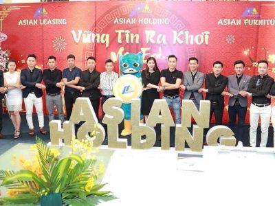Asian Holding tuyển dụng nhân viên