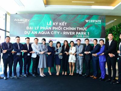 đại lý River Park 1 - Dự án Aqua City Biên Hòa