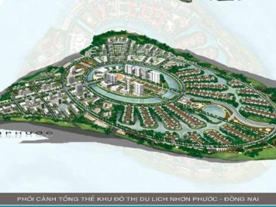 dự án Khu đô thị Nhơn Phước Đồng Nai