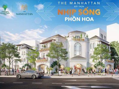 The Manhattan Vinhomes Grand Park Quận 9 - Bắt trọn nhịp sống phồn hoa