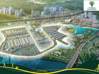 The Manhattan Vinhomes Grand Park Quận 9