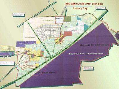 Dự án Century City Kinh Oanh Long Thành Đồng Nai