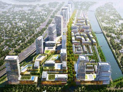 Khu đô thị River City Trường Thọ - Thủ Đức