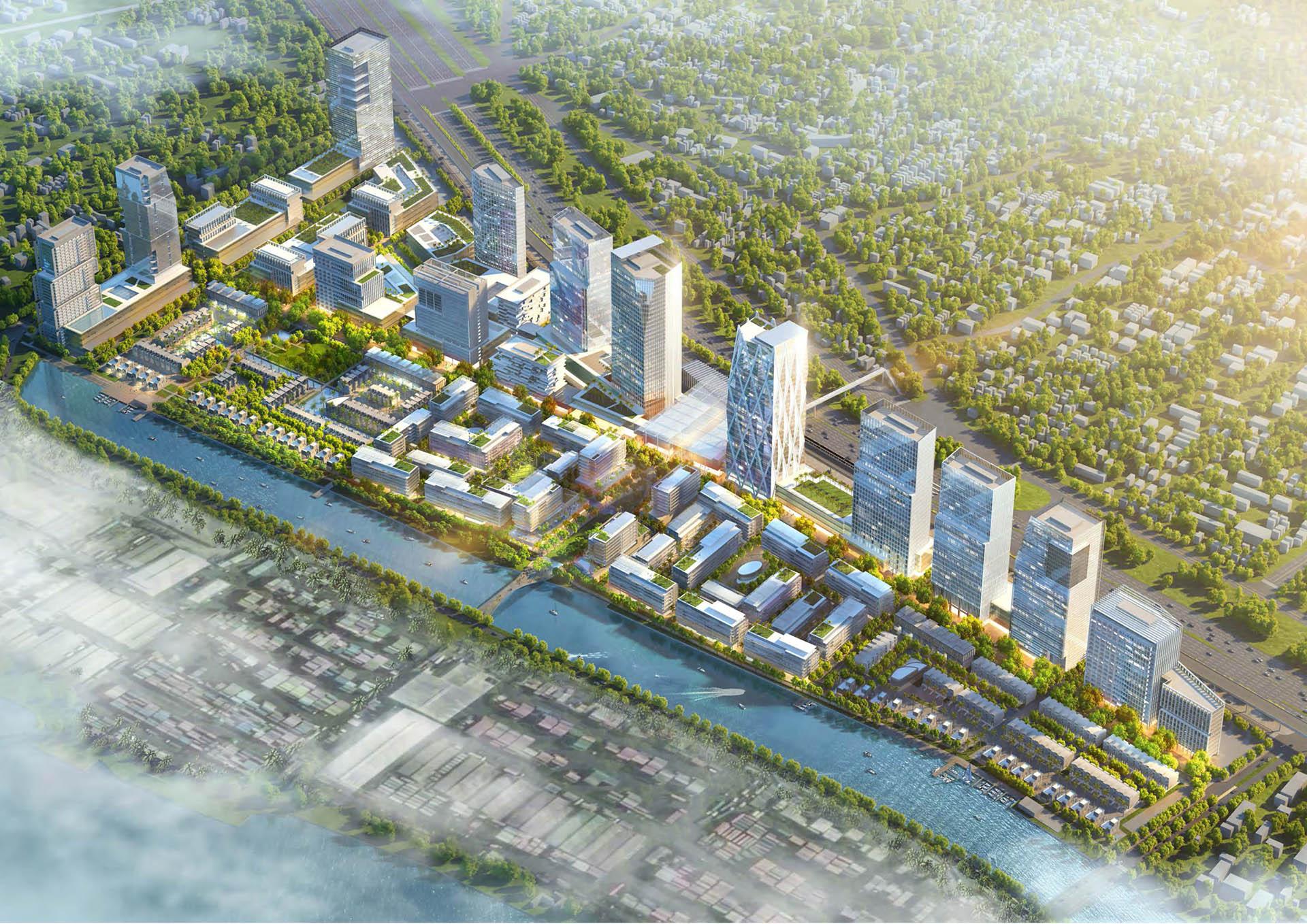 Thiết kế River City