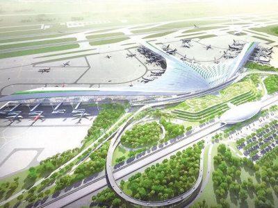 Đất sân bay long thành