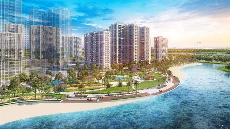 dự án Masterise Marina Central Quận 9