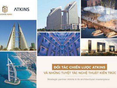 Atkins - Đối tác Masterise Homes