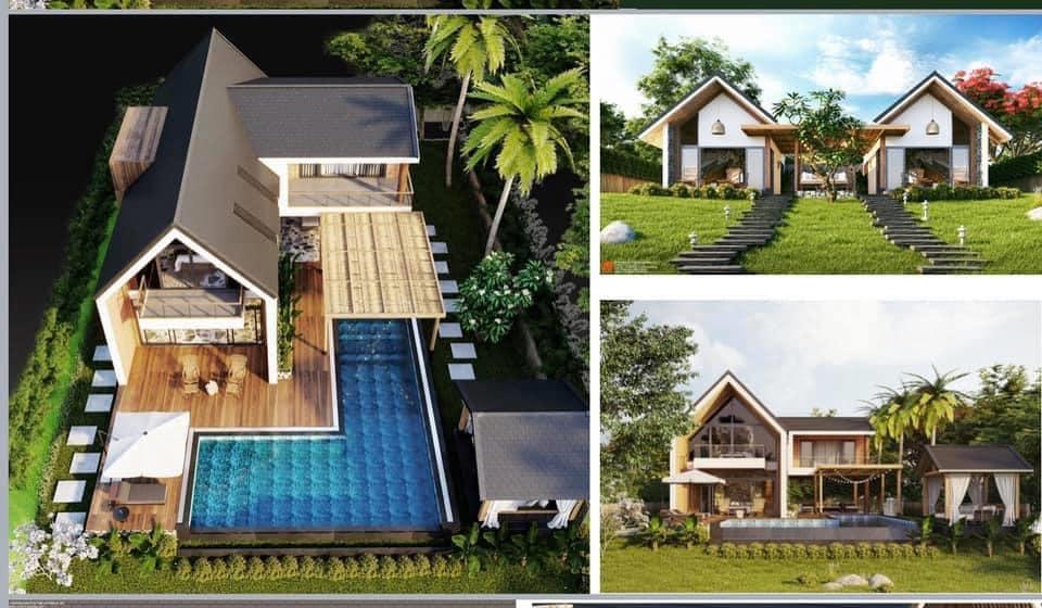 thiết kế The Eco Point – Asian Lake View Đồng Xoài