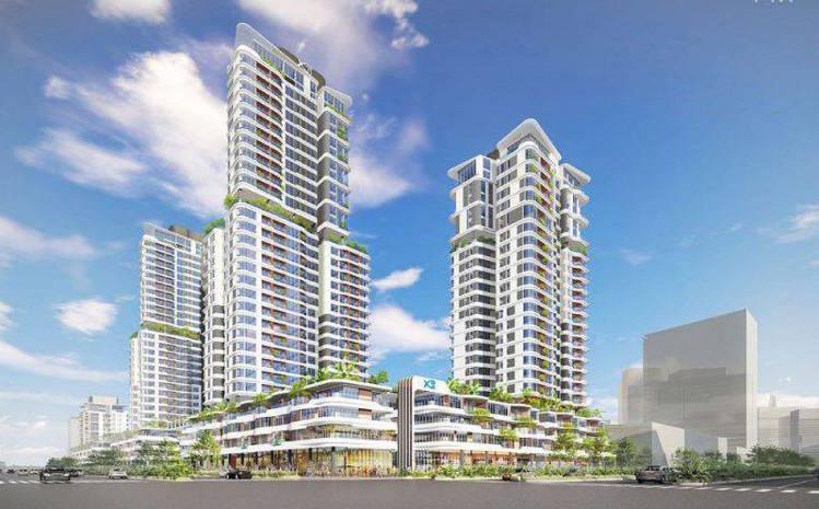 dự án căn hộ GS E&C Thủ Thiêm
