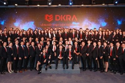Tập thể công ty dkra