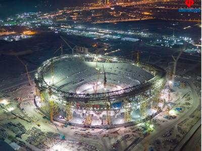 Công trình World Cup 2020 của Đại Dũng Corp