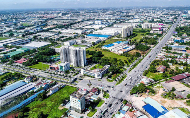 dự án nhà ở Thuận An