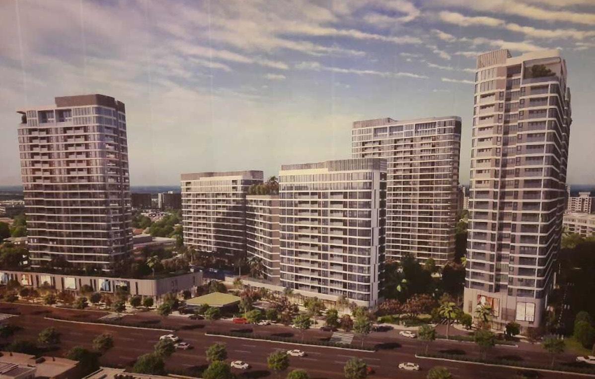 Dự án căn hộ  Stella 520