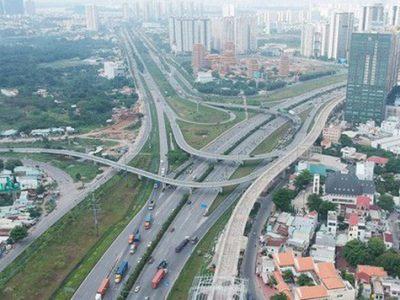 hạ tầng thành phố thủ đức
