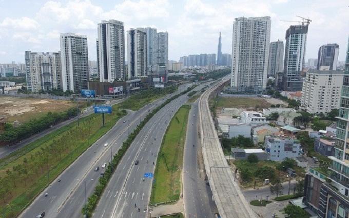 giao thông Thành phố Thủ Đức - TP HCM