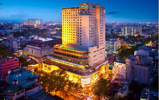 Khách sạn Thương mại An Đông - Vạn Thịnh Phát
