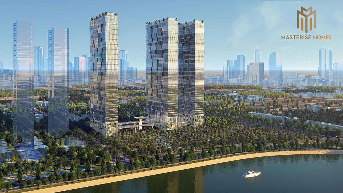dự án căn hộ Masterise Marina Central