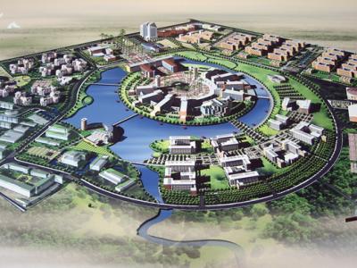 Khu đô thị Đại học Cổng Xanh